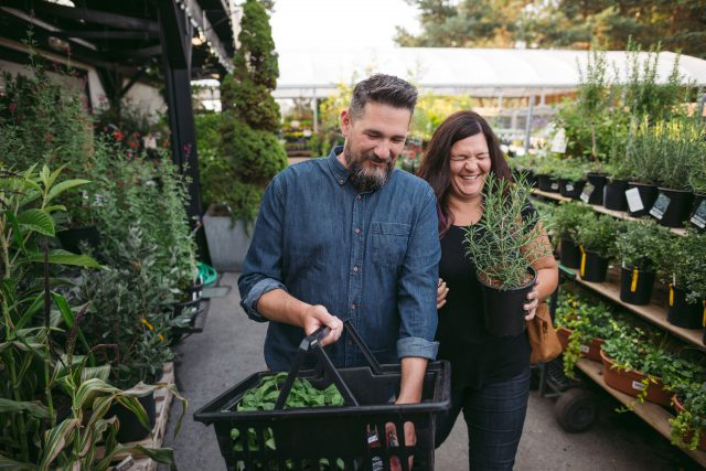 The Fenley Venture Couple Plant Store Bloomington