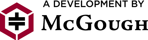 A Development by McGough Logo